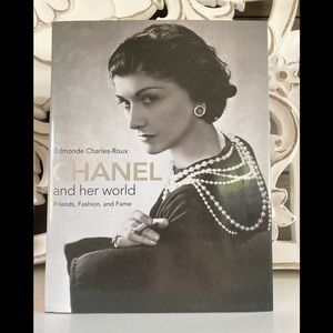 CHANEL and Her World coffee table book